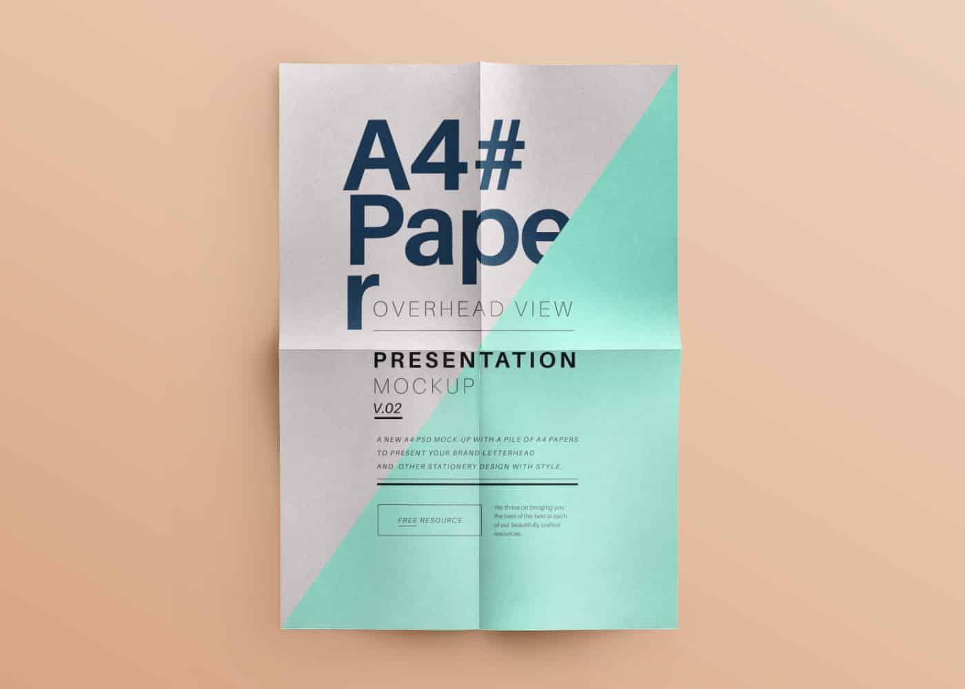 Overhead Paper